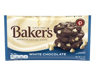 Baker's White Chocolate Chips