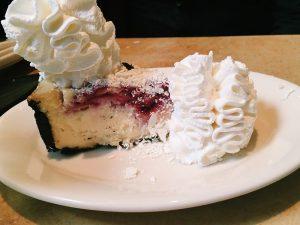 White Chocolate Raspberry Truffle Cheesecake Recipe