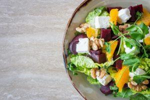Winter Greens Salad Recipe