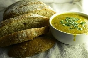 Winter Squash Soup Recipe