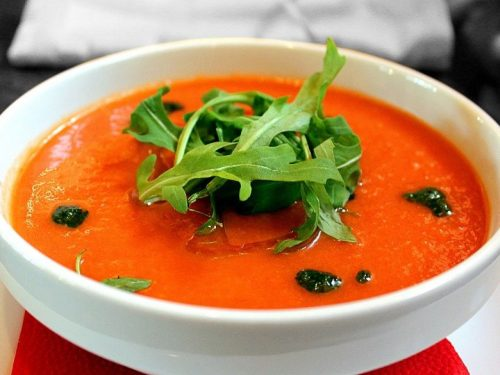 yummy tomato soup