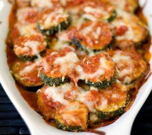 Zucchini Pizza Casserole Recipe