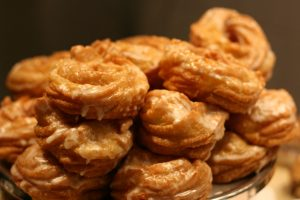 Copycat Dunkin Donuts French Crullers Recipe