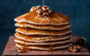 Absolute Best Pancakes Recipe