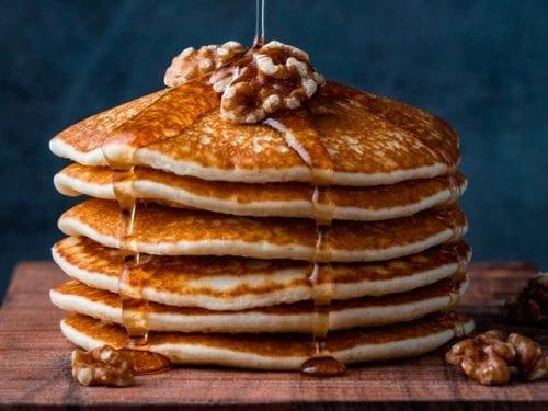 Absolute Best Pancakes Recipe