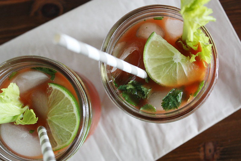 Bloody Maria Recipe