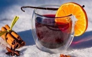 Cherry Orange Mulled Wine Recipe