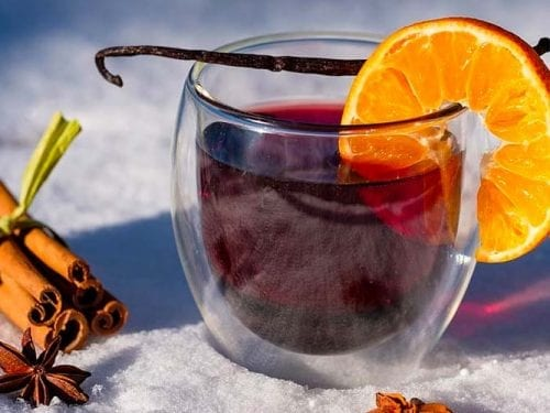 Cherry Orange Mulled Wine Recipe