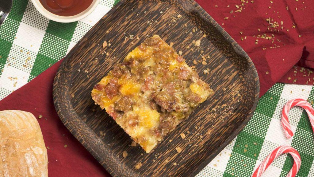 Christmas Breakfast Casserole Recipe