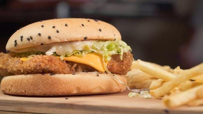 Big Fish Sandwich Recipe (Burger King Copycat)