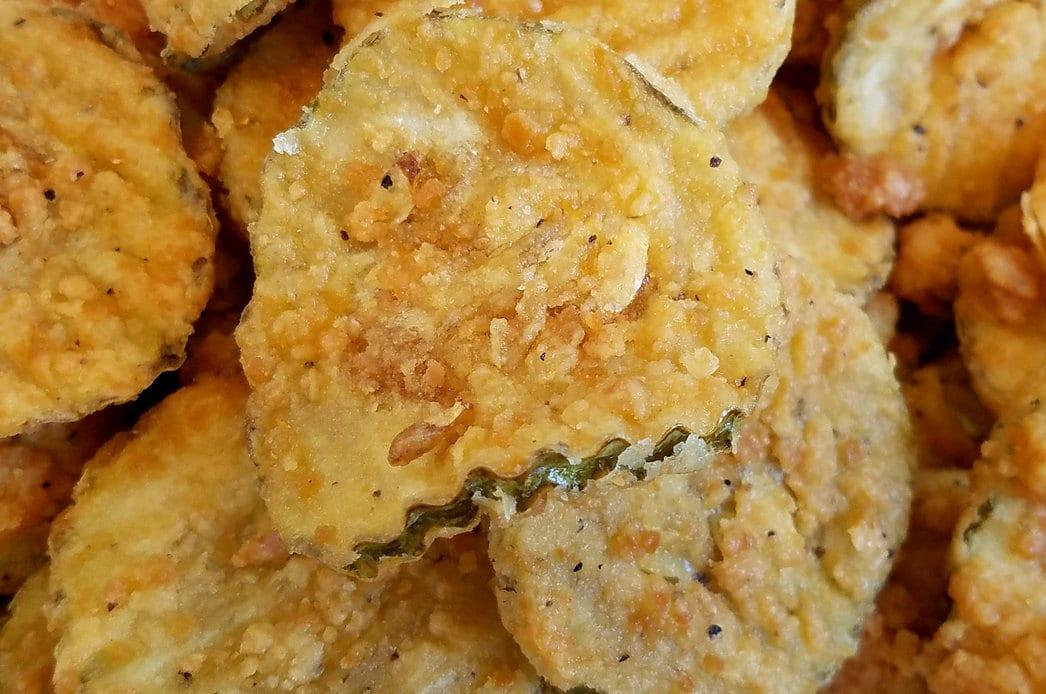 Copycat Fried Pickles Recipe