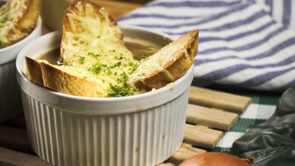 French Onion Soup (Panera Copycat) Recipe