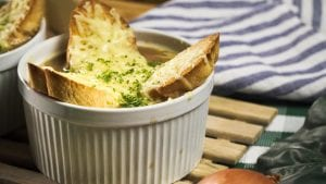 Panera French Onion Soup Recipe (Copycat)