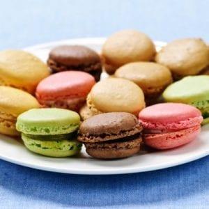 Five-Ingredient Macarons Recipe