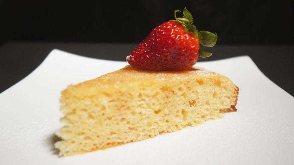French Granny Lemon Yogurt Cake Recipe