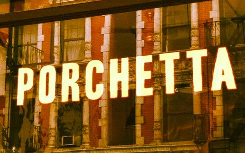 Porchetta NYC