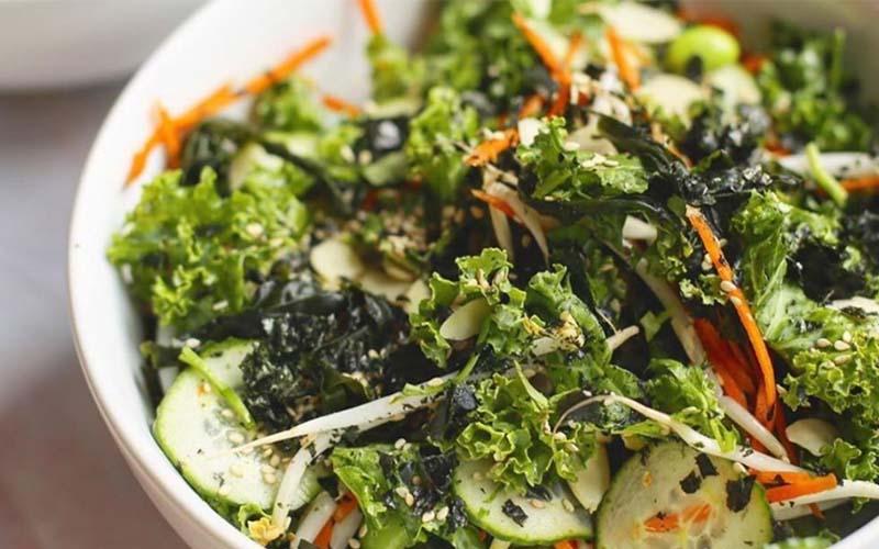 Salad Cafe Gratitude