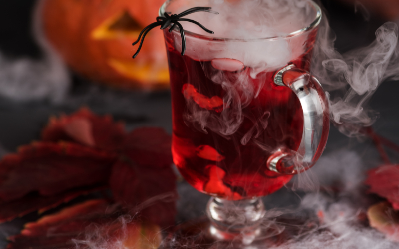Kid-Friendly Witches' Brew Punch Recipe