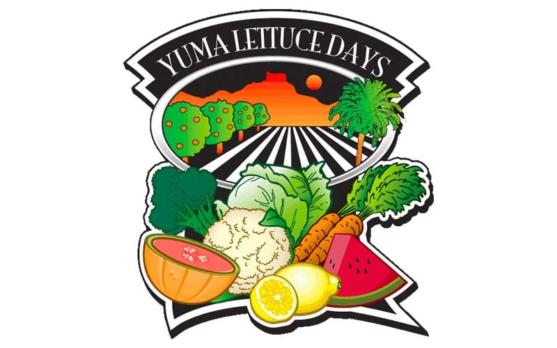 Yuma Lettuce Days Logo