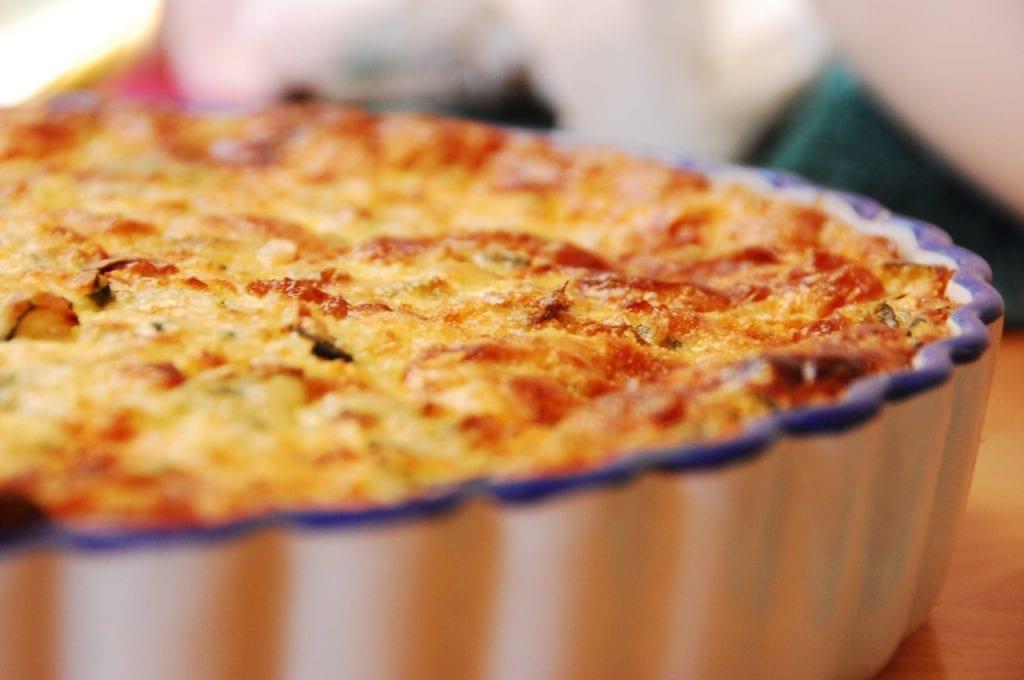 Appetizer Quiche Recipe