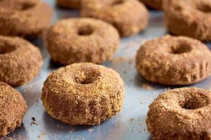 Apple Doughnuts Recipe