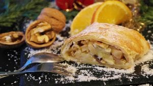 Post image for Apple Strudel