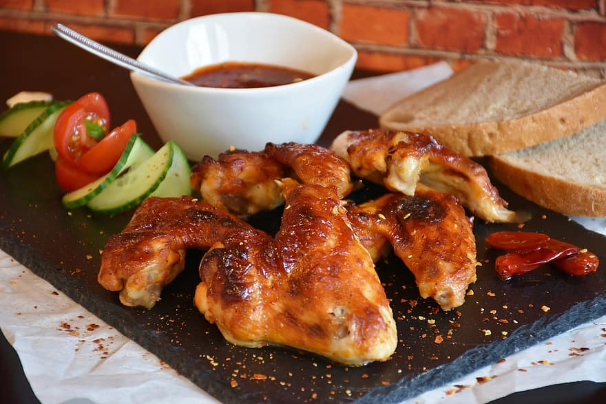 Apple Sweet BBQ Chicken Recipe