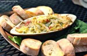 Artichoke & Jalapeno Dip Recipe