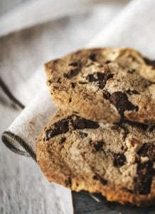 Award-Winning Soft Chocolate Chip Cookies Recipe