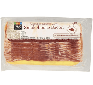 365 Everyday Value, Smokehouse Bacon