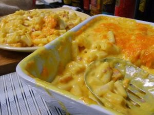 Bahamian Macaroni and Cheese Recipe