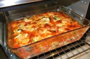 Baked Zucchini Cheddar Casserole Recipe
