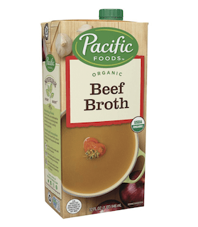 Pacific Foods Organic Beef Broth