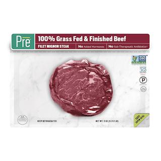 Pre, Filet Mignon Steak