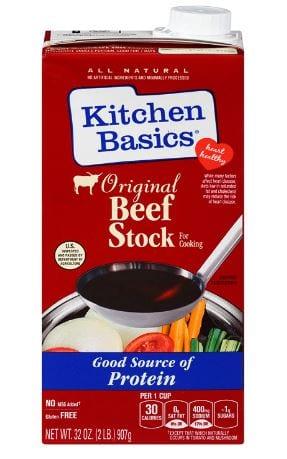 Kitchen Basics All Natural Original Beef Stock