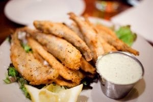 Beer Batter Fried Smelts Recipe