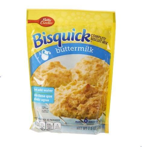 Bisquick Complete Mix