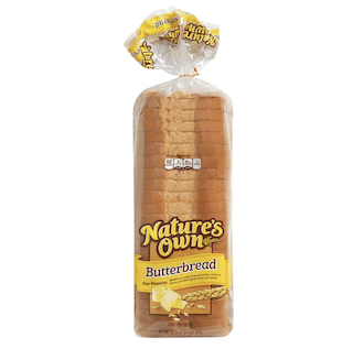 Natures Own Butterbread Loaf