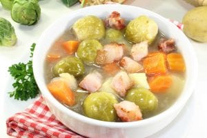 Brussels Sprouts Crockpot Stew Recipe