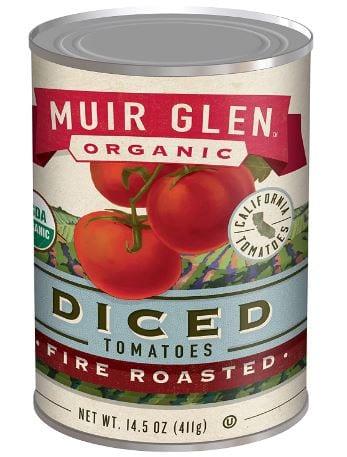 Muir Glen, Organic Tomatoes