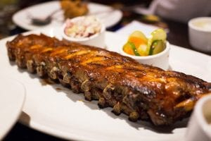 Caramelized Barbecue Baby Back Ribs Recipe