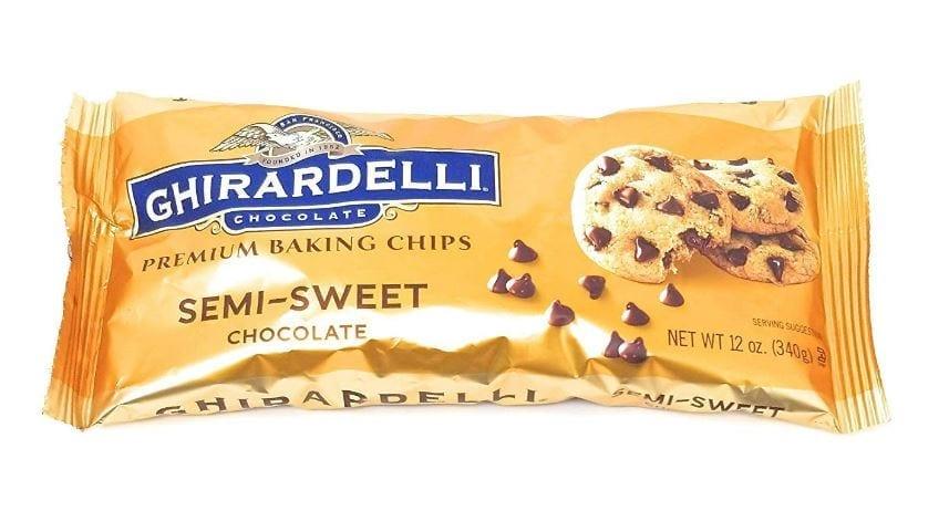 Ghirardelli Semi-Sweet Chocolate Chips