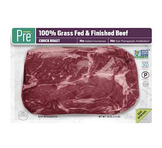 Pre, Chuck Roast – 100% Grass-Fed