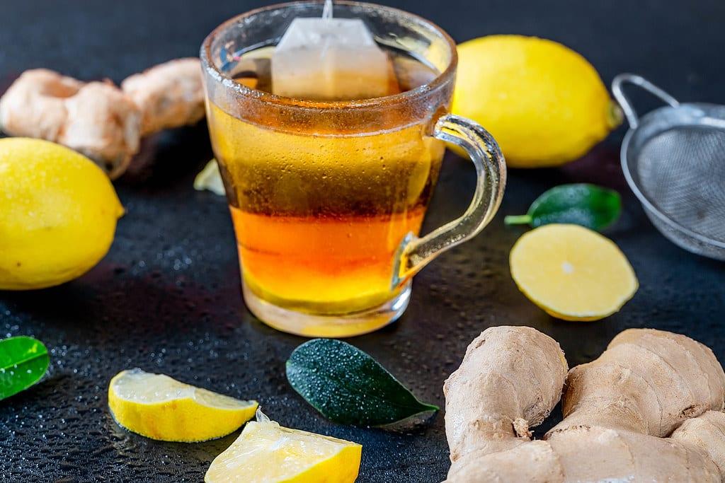 Classic Apple Ginger Tea Recipe