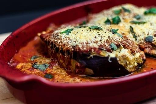 Copycat Black Kettle Restaurant Roasted Eggplant Soup Recipe