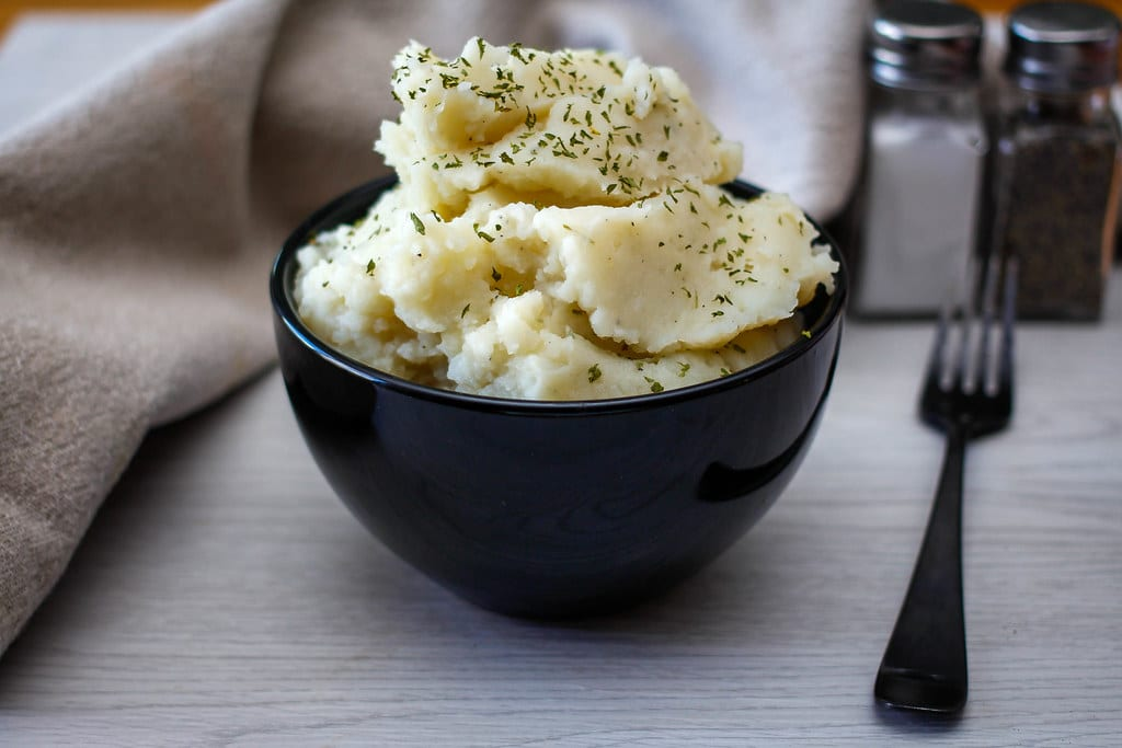 delicious mashed potatoes