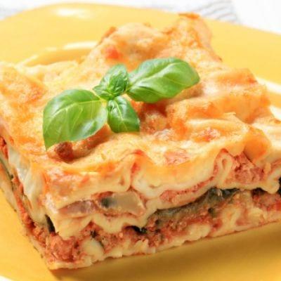 Copycat Olive Garden's Vegetable Lasagna Recipe