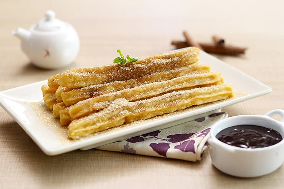 Copycat Pollo Loco Cinnamon Churros Recipe