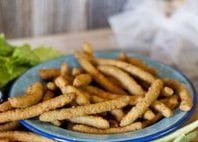 Copycat TGI Friday's Green Bean Fries Recipe
