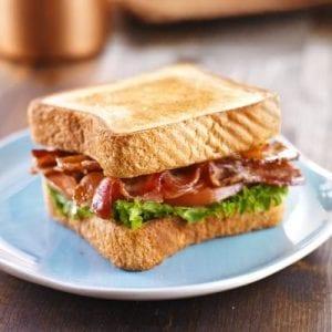 Copycat Waffle House Bacon Lover's BLT Recipe